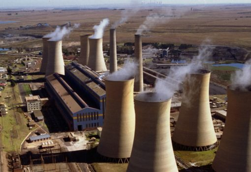 Eskom Arnot Power station