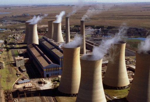 Eskom Arnot Power station